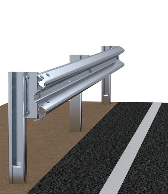 Barriere Autostradali | Barriere in Rilevato | Imeva