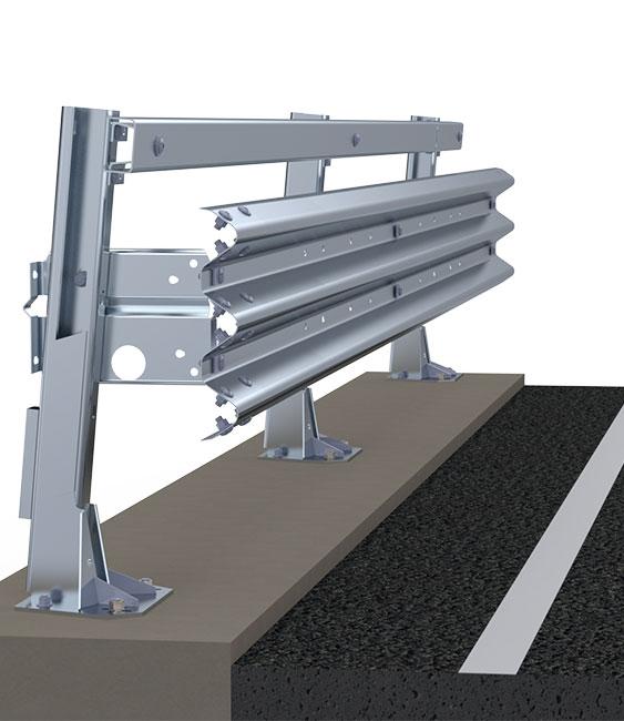 Barriere Autostradali | Barriere Bordo Ponte | Imeva