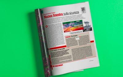 Il nuovo sito di Imeva raccontato nel nuovo numero di leStrade