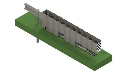 Barriere laterali bordo ponte