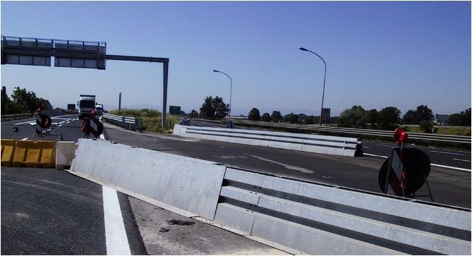Sicurezza Stradale | Speciali | Varchi amovibili